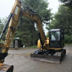 Caterpillar 308E 2 CR